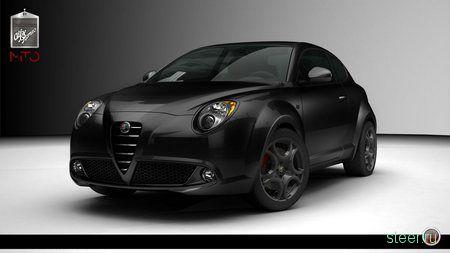 Alfa Romeo познакомила общественность с эксклюзивным MiTo RIAR (фото)