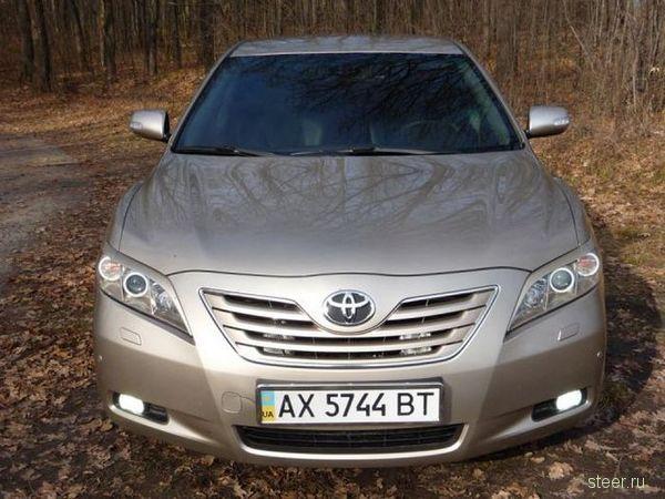 Тюнинг Toyota Camry (фото)