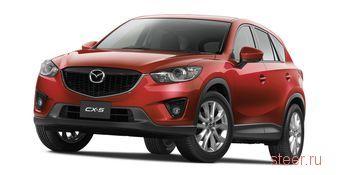 Спрос на дизельный вариант Mazda CX-5 в Японии превысил ожидания (фото)