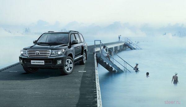 В России стартовали продажи обновленного Land Cruiser 200 (фото)