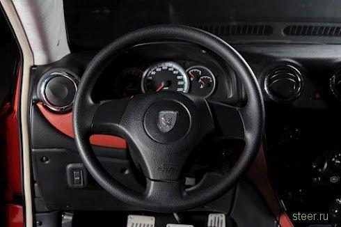 Первые официальные фото «спортивного пятидверного купе» ТагАЗ PS511 (фото)