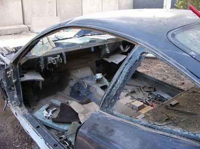 Коллекция автомобилей Удея Хусейна (фото)