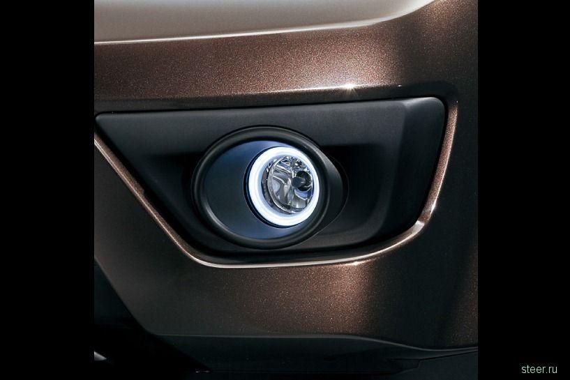 Компания Suzuki обновила свой главный внедорожник Suzuki Escudo (grand vitara) (фото)