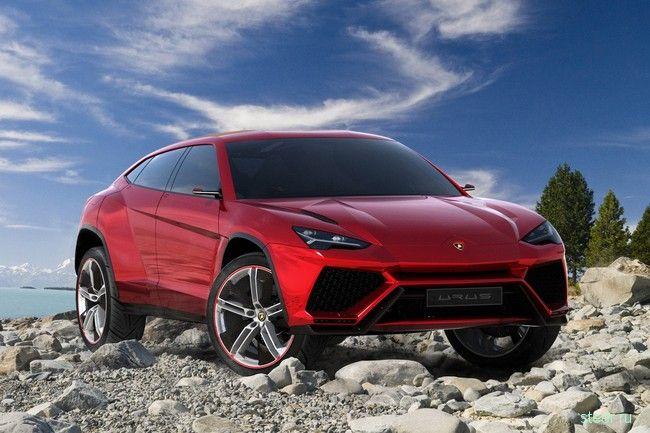 Lamborghini Urus : Самый дешевый Lamborghini станет кроссовером (фото)
