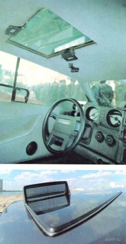 Панголина : советская убийца спорткаров (фото)