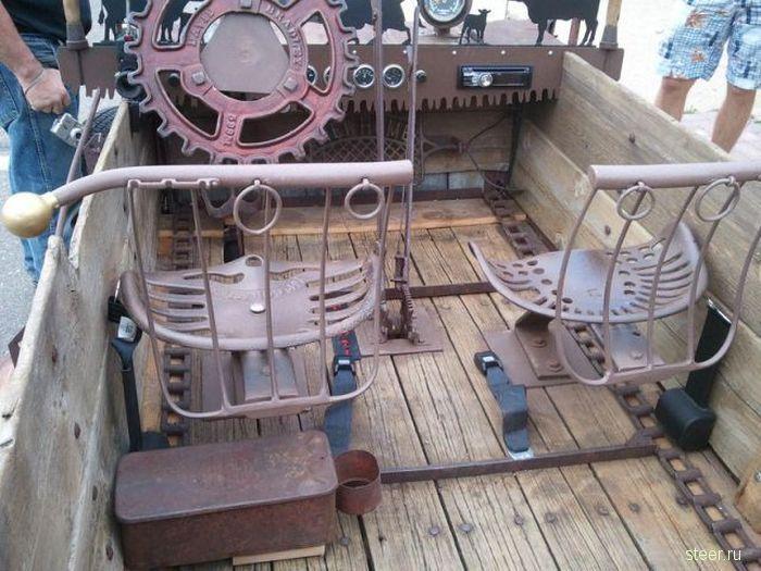 Фермер из Миннесоты построил родстер (фото)