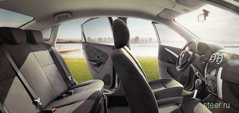 Первые фото вазовского седана Nissan Almera (фото)