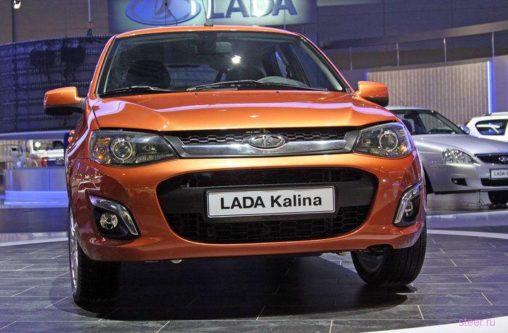 Новая Lada Kalina. Она существует (фото)