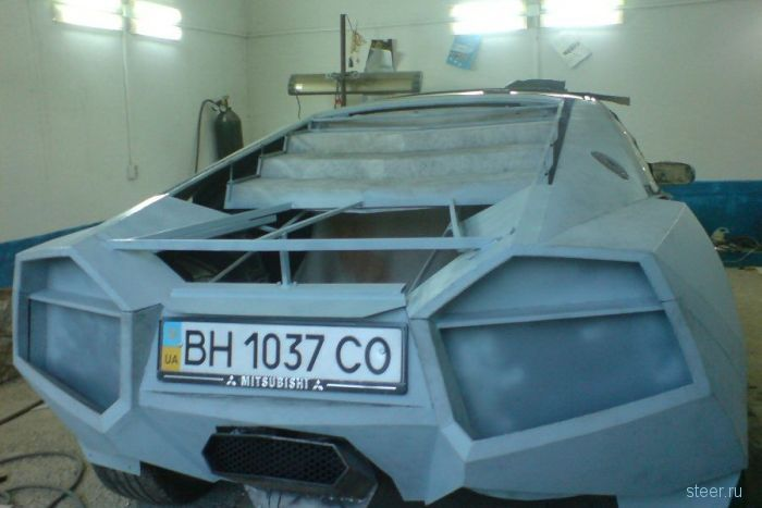 Крутая копия Lamborghini от украинского мастера (фото)