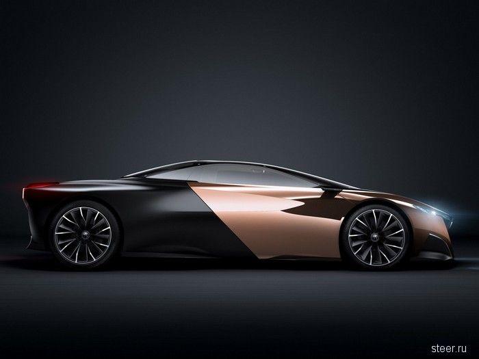 Peugeot привезет в Париж суперкар ONYX (фото)