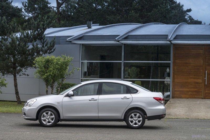 Nissan Almera тольяттинской сборки начнут продавать весной (фото)