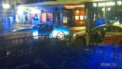 В Швейцарии водитель Ford Mustang с российскими номерами погиб в устроенной им перестрелке