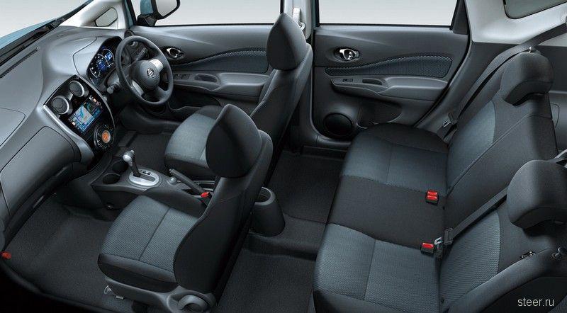 Новый Nissan Note понравился японцам — 22 тысячи заказов за 2 недели (фото)