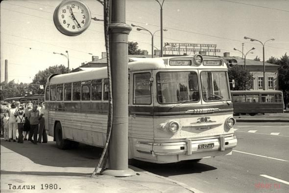 ЗиС-127 - Первый Советский междугородный автобус (обзор и фото)