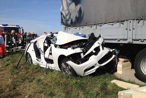 Водитель-испытатель BMW погиб во время тестов гибрида 3-Series (фото)