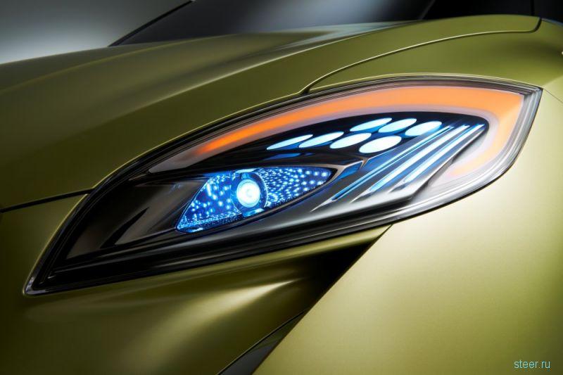 Suzuki S-Cross — новый концепт-кар будущего кроссовера