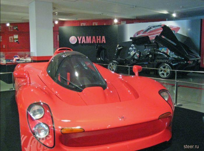 Yamaha OX99-11 - уникальный концепткар 1992 года