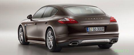 Компания Porsche выпустила