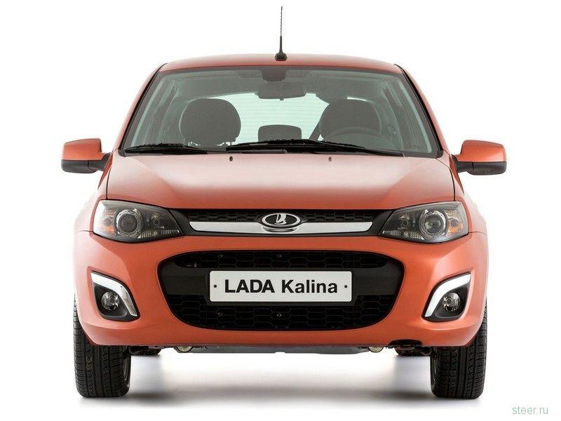 Новая Лада Калина выйдет в продажу летом
