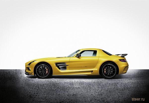Самый крутой Mercedes: первые изображения