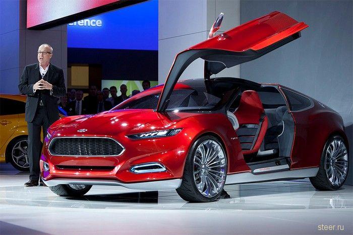Ford Evos - купе, которые мы потеряли