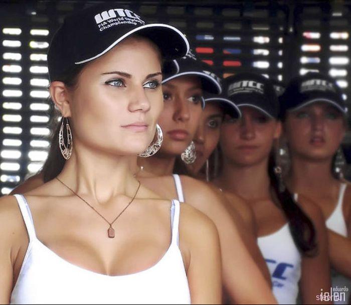 Девушки Формула 1
