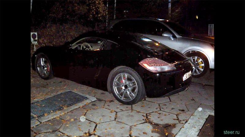 Рассекречены две главные новинки Porsche. Фото, видео