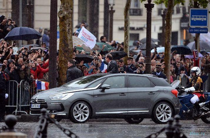 10 служебных автомобилей, на которых ездят мировые лидеры