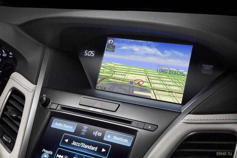 На Моторшоу в Лос-Анджелесе прошла премьера нового флагмана модельного ряда Acura — седана RLX 2014 модельного года.
