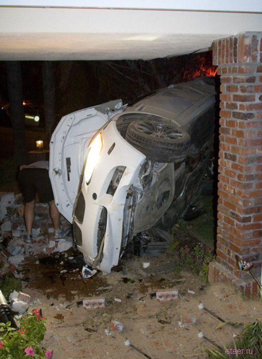 Припарковался после вечеринки