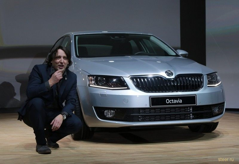 Skoda показала третье поколение Octavia