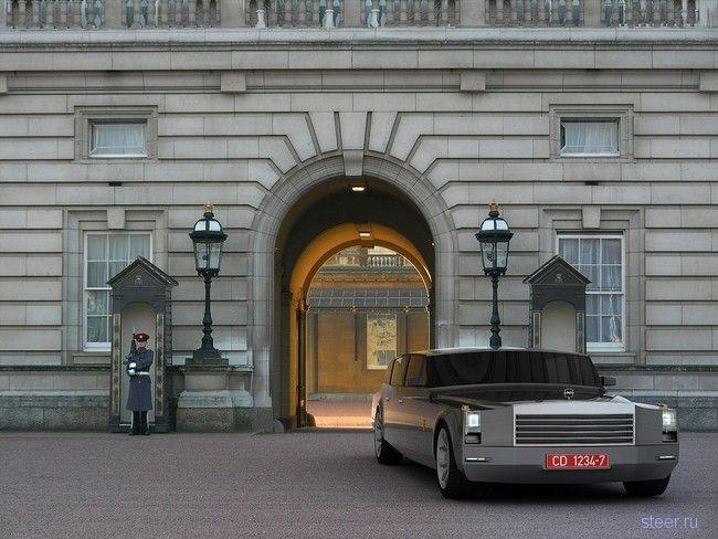 Лимузин для президента: «ГАЗ» против «Маруси»