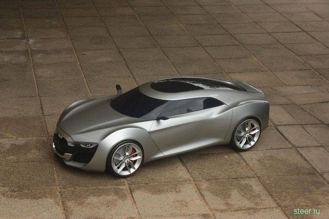 Автомобили Qoros: показан первый концепт