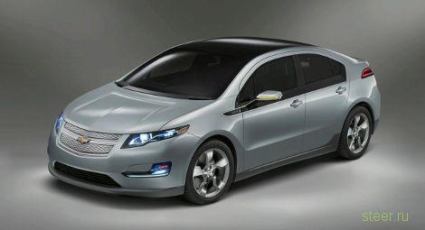 Американцы выбрали самые инновационные автомобили 2012 года
