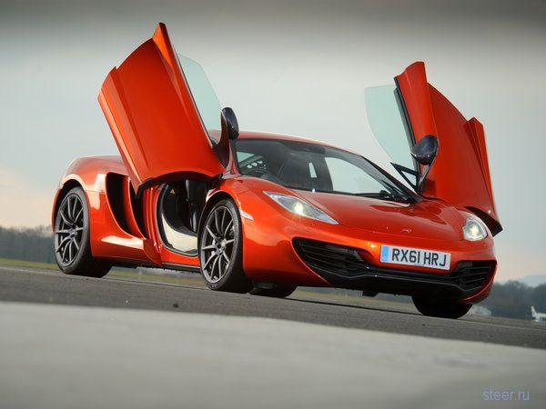 Названы лучшие автомобили по версии Playboy