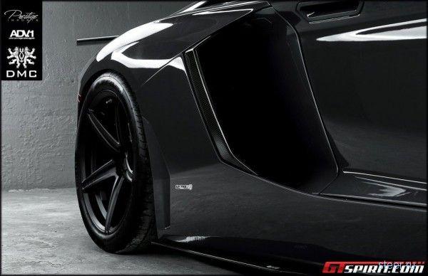 DMC Lamborghini Aventador Molto Veloce