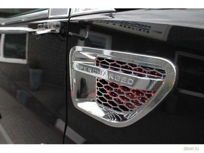 GMC Savana Limousine : Лимузин на базе GMC