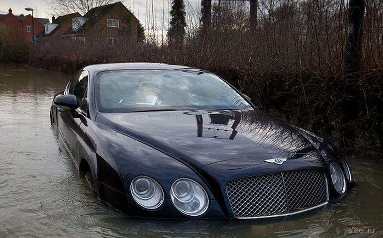 История одного Bentley