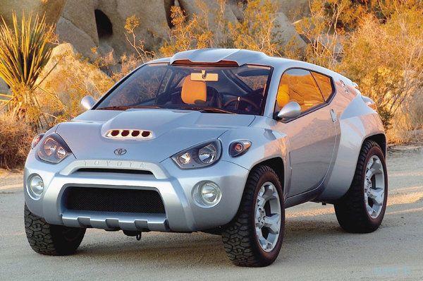 Toyota хочет выпустить конкурента Nissan Juke