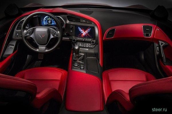 Chevrolet Corvette – главная новинка автосалона в Детройте