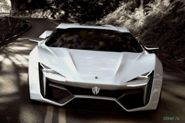 Построен самый дорогой в мире автомобиль