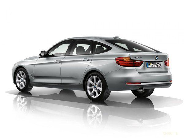 BMW 3 GT – первые фото