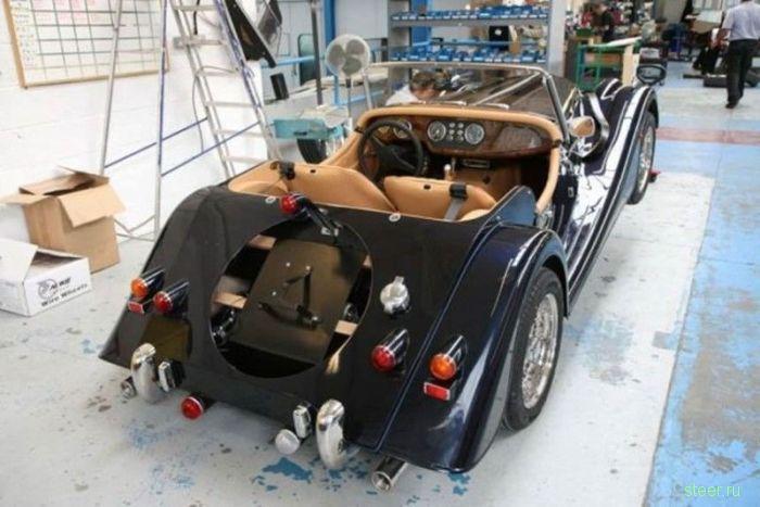 Эксклюзивные автомобили, собранные вручную