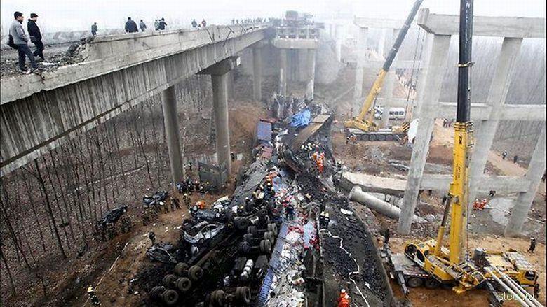 Сможет ли грузовик, набитый фейерверками, развалить мост