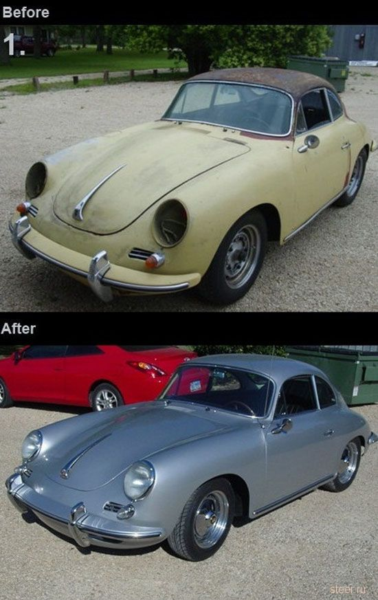Вторая жизнь старых автомобилей
