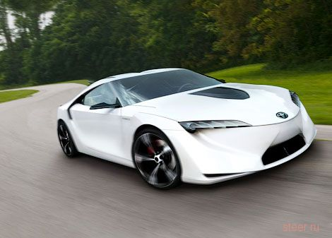 Совместным спорткаром BMW и Toyota станет преемник Supra