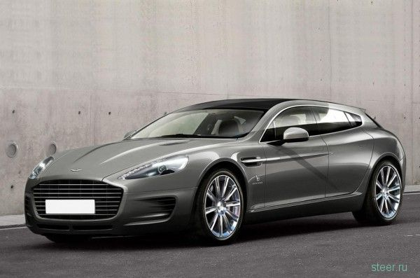 Анонсирован Aston Martin Rapide в кузове универсал
