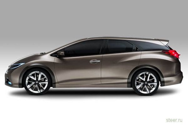 У Honda Civic появится еще один кузов