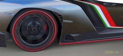 У Lamborghini появился суперкар за 3,6 миллиона евро