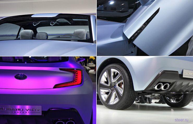 Viziv - Subaru будущего
